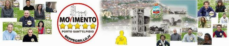 Movimento 5 Stelle Porto Sant'Elpidio