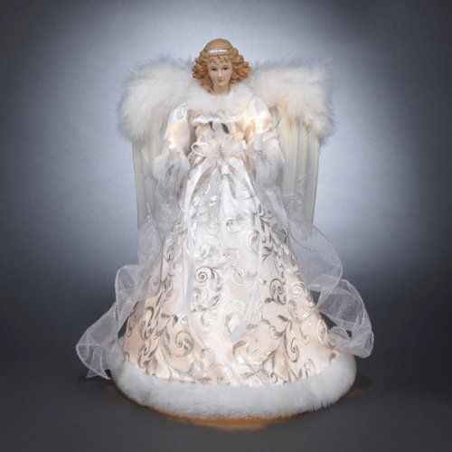 117 Best Images About Christmas Angel Toppers On Pinterest