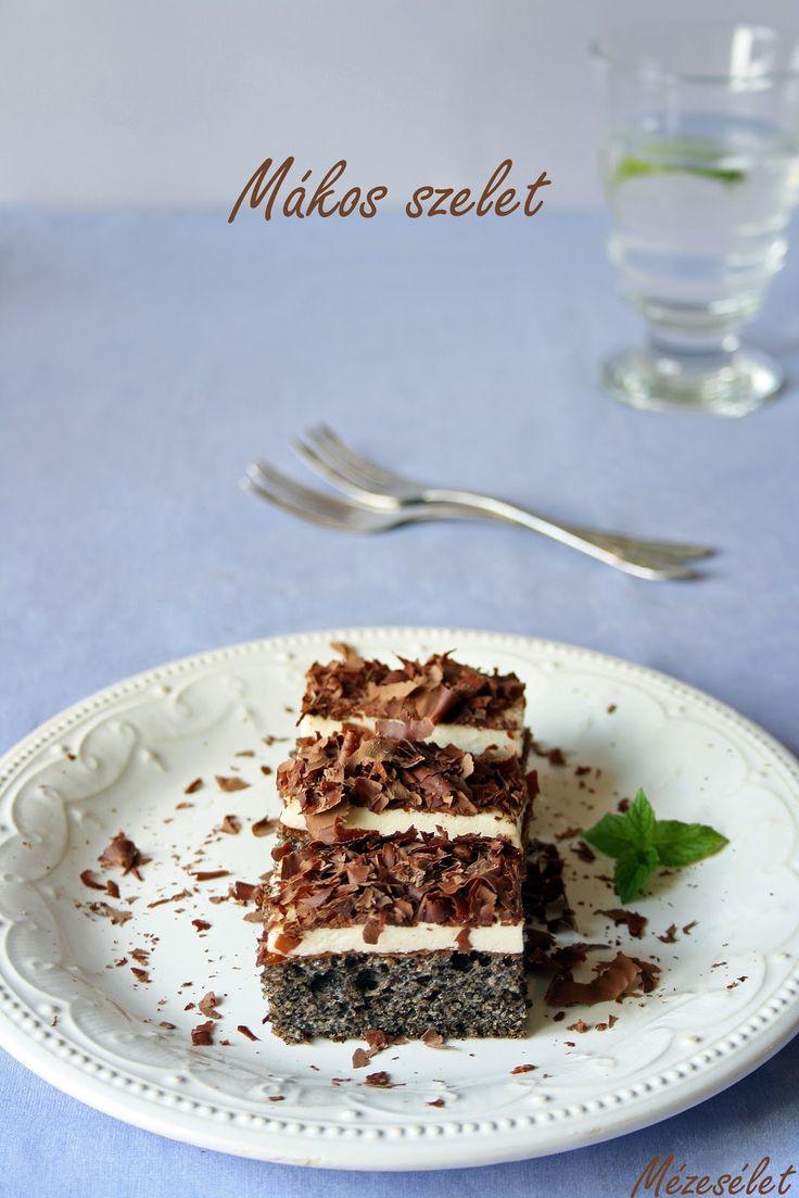 Ez az egyik kedvenc süteményem! Az ötlet ehhez a sütihez onnan származik, hogy van Nekem egy nagyon jó máktorta receptem, melyet már többsz...
