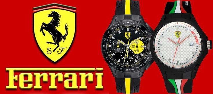 ΝΕΑ ρολόγια FERRARI!!!! Δείτε τα μόνο στο oroloi.gr! http://www.oroloi.gr/index.php?cPath=644=2c=all
