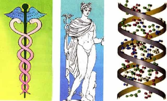 Το DNA όπως περιγράφεται στην Ελληνική Μυθολογία