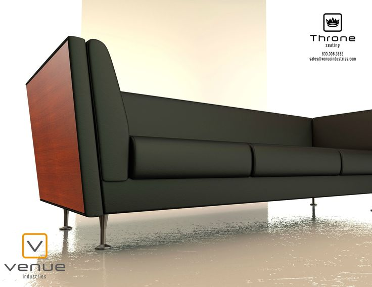 Designed for use in the hospitality industry, the Throne Seating Collection adds a touch of style to any commercial interior.  http://venueindustries.com/throne-seating/