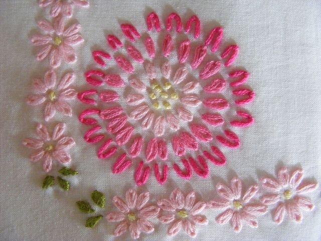 Vintage Pattern Stitchalong - Pinks by ~ PixieFey ~, via Flickr