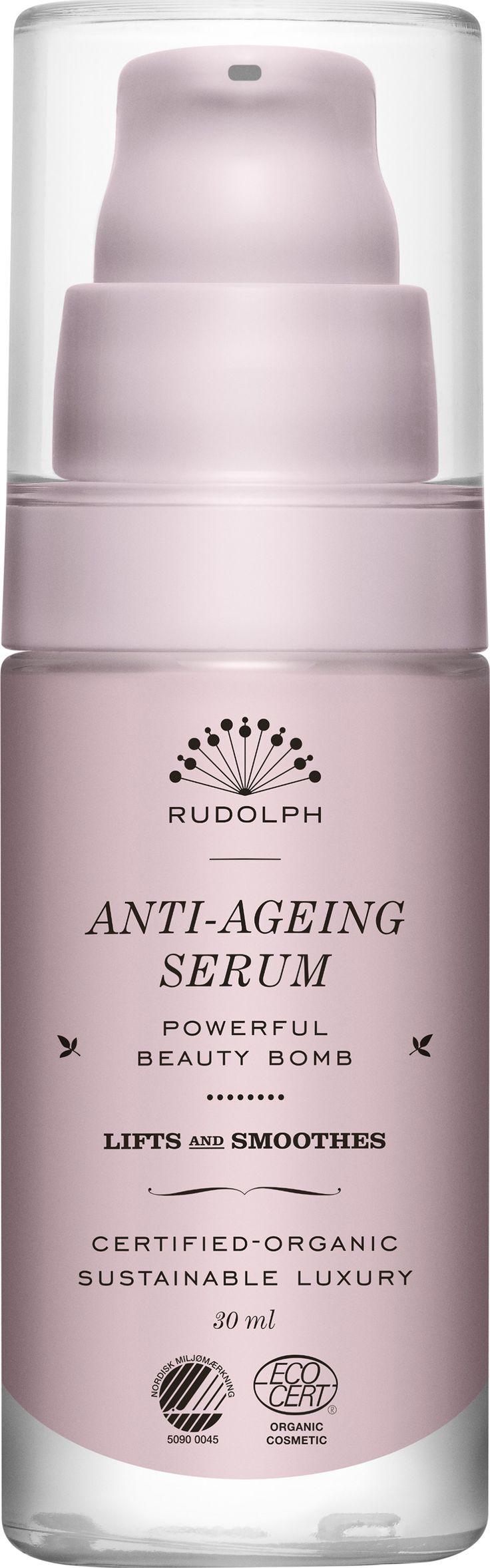 Acai Anti-Ageing Serum 30 ml. fra Rudolph Care – Køb online på Magasin.dk