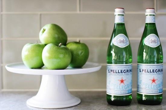 S.Pellegrino kitchen inspiration :)