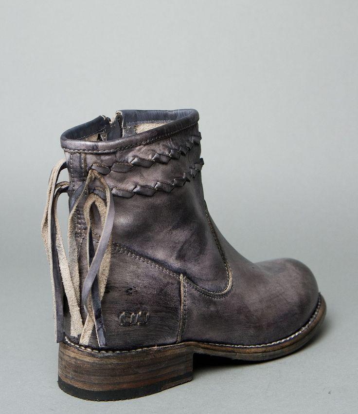 CRAVEN BLACK DRIFTWOOD - Short Boots - Women