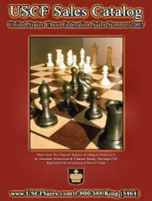 Picture of play chess against computer from U. S. Chess Federation catalog  #SendingAllMyLove