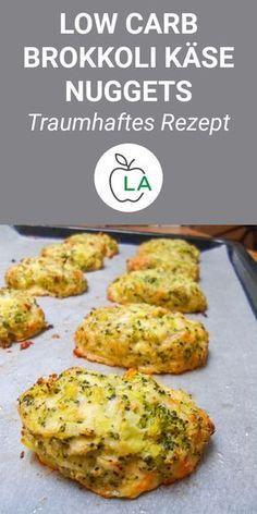 Leckere Brokkoli-Käse-Nuggets (Low Carb)   – gesund leben