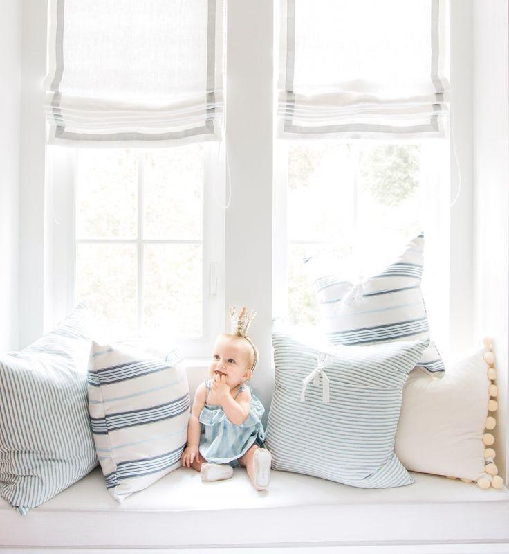 best 25 linen roman shades ideas on pinterest roman blinds design roman shades and burlap. Black Bedroom Furniture Sets. Home Design Ideas