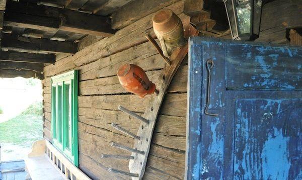 Casa Veche din Breb, Maramures