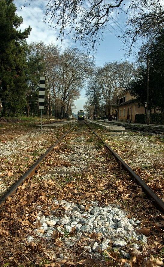 Railway Station of Edessa (OSE), Greece / by Zopidis Lefteris via Flickr