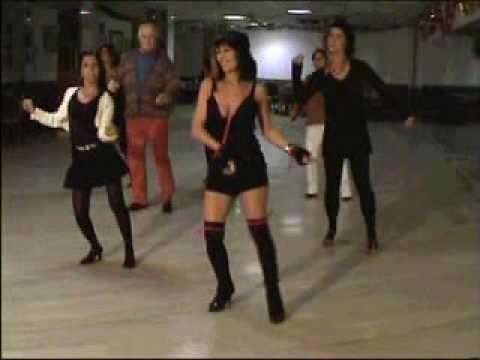 Balli di gruppo: Twist - Lezione 1