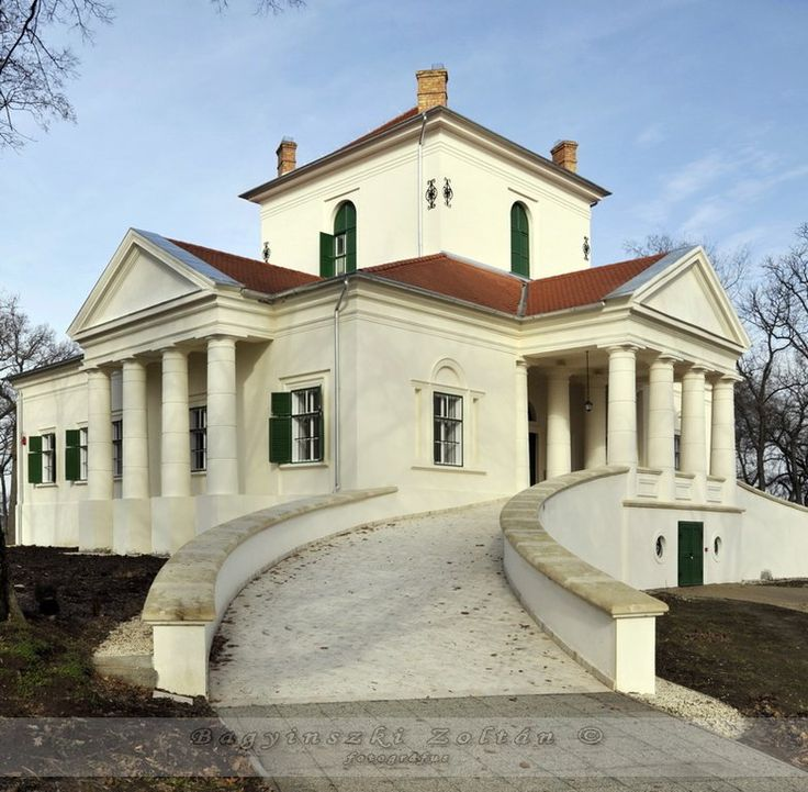 Lökösháza – Bréda kastély | Bagyinszki Zoltán fotográfus