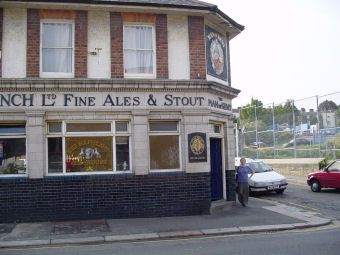 The Man of Kent, Rochester: More ales and ciders than you can shake a very big stick at, plus Maria's dad likes it so it must be good!