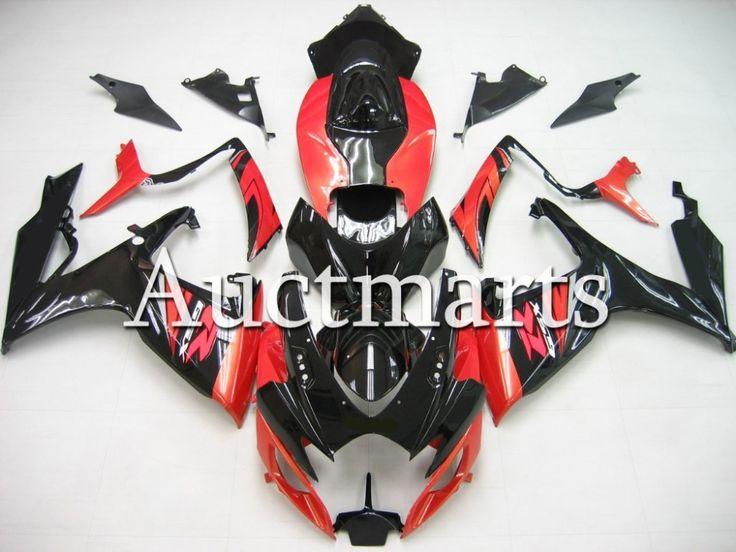445.50$  Buy here - Fit for Suzuki GSX-R 600 2006 2007 ABS Plastic motorcycle Fairing Kit Bodywork GSXR600 06 07 GSXR 600 GSX R600  CB17  #SHOPPING