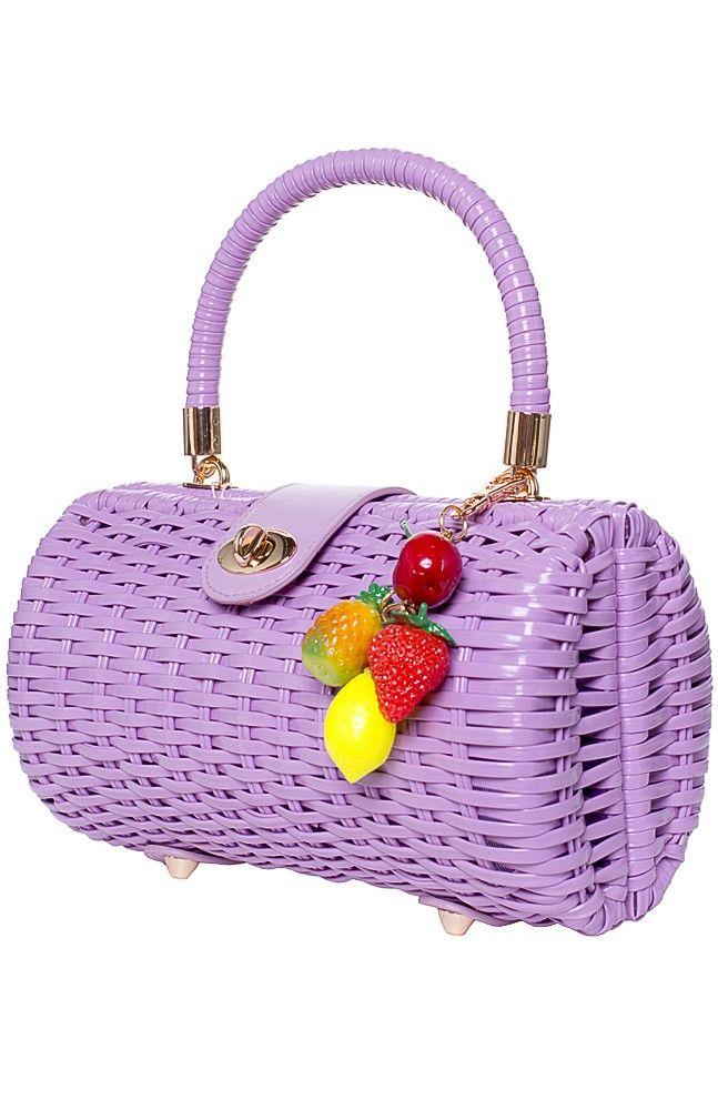 wicker purse - Поиск в Google