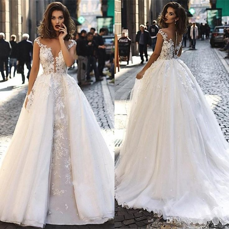 Discount 2019 beading african wedding dresses crystals