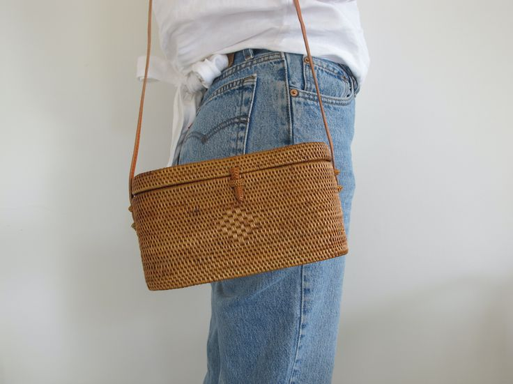 St. Agni Hand Woven Ata Bag - Limited numbers