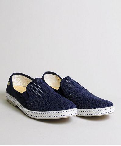Rivieras Leisure Shoes Slip Ons: Marine 20° - 10% OFF
