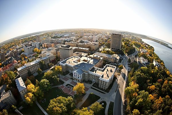 interior design uw madison - Fisheye lens, Lenses and Sunsets on Pinterest