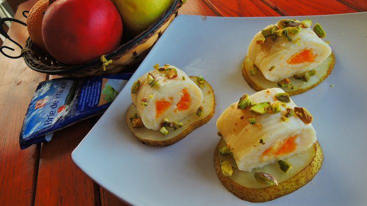 Rasfat de weekend: Rulada brie cu portocale