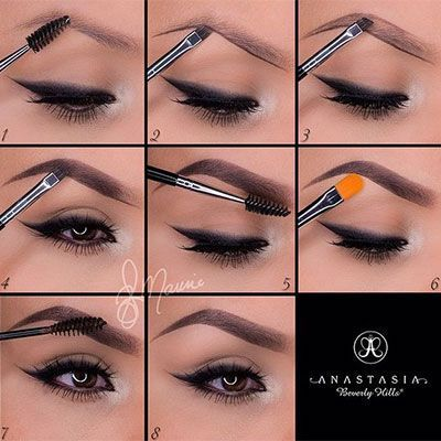 13 Hacks, Tips and Tricks that'll Give You the Bold Brows You Always Dreamed Of How to get the perfect eyebrows (beginner's guide to brows)