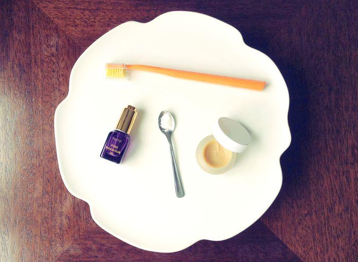 Três Maneiras Fáceis de Esfoliar os Lábios | New in Makeup