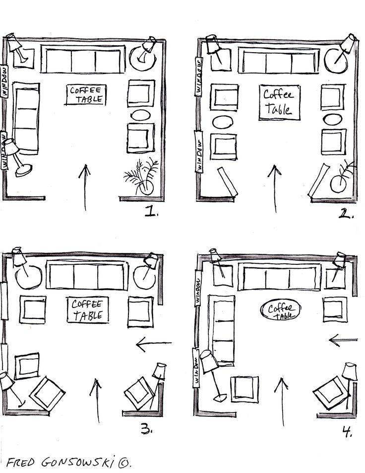 Quelques règles pour plus de convivialité dans la pièce