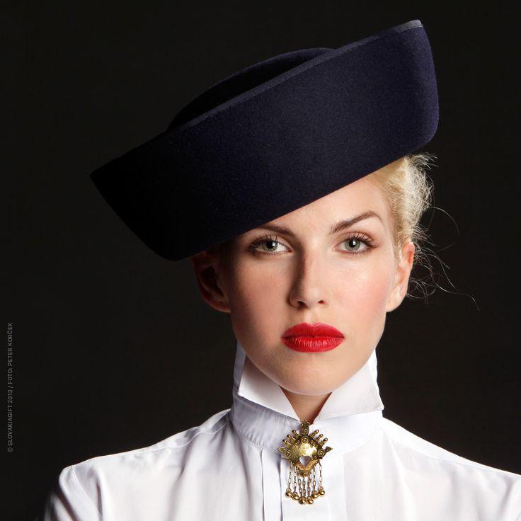 Slovensky | Folk style klobúky