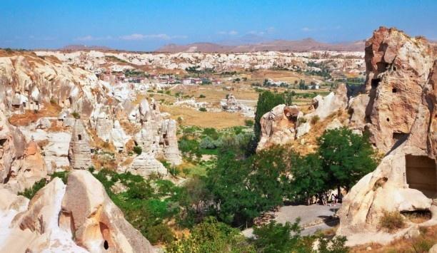 Hezen Cave Hotel - Cappadocia, Turkey #JetsetterCurator