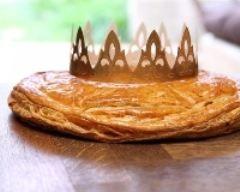 Galette des rois au chocolat (facile, rapide) - Une recette CuisineAZ