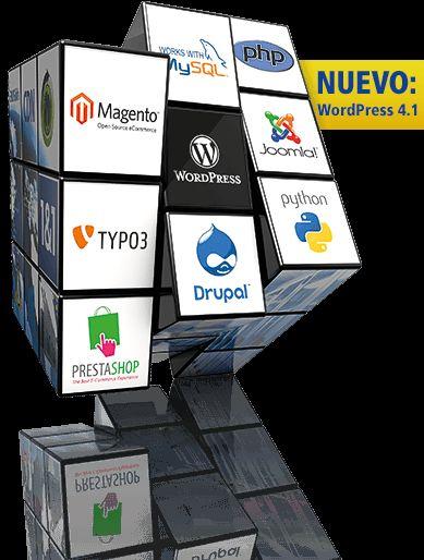 Alojamiento web | Hosting para tus proyectos web | 1&1