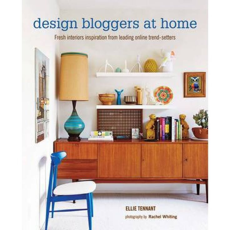 Design Bloggers At Home - by Ellie Tennant