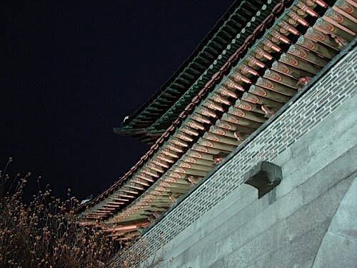 Dongdaemun, 'East gate', Seoul, South Korea
