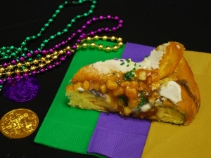 King Cakes - Manny Randazzo King Cakes are the best. LP- I agree!!! But I still might learn to make my own!