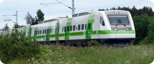 VR - Finnish State Railways.