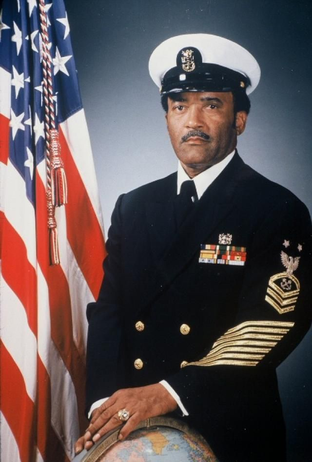 Carl Maxie Brashear (January 19, 1931 – July 25, 2006) was the 1st African American to become a U.S. Navy Master Diver, rising to the position in 1970. His life story is dramatized in the 2000 motion picture Men of Honor, in which he was portrayed by actor Cuba Gooding, Jr. Brashear enlisted in the U.S. Navy on Feb 25, 1948, shortly after the Navy had been desegregated by President Truman. He graduated from the U.S. Navy Diving & Salvage School 1954-1st African-American to attend & graduate.