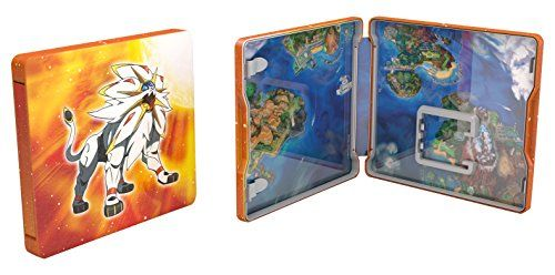 cool       £36.49  3DS POKEMON SUN + STEEL CASEAs a bonus, anyone who has a pre-order or buys the game after the launch on 23rd November, can con...  Check more at http://fisheyepix.co.uk/shop/pokemon-sun-fan-edition-nintendo-3ds/