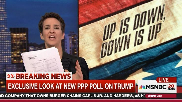 If anyone ever doubted the degree to which the Trump voter is misinformed, this clip from last night's Rachel Maddow's program is eye-opening. It is no longer funny. It presents a danger wherein ...