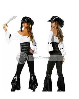 love the bottom of the pants for a pirate!