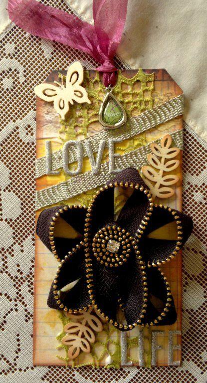 Love Life - Scraps of Darkness - Scrapbook.com