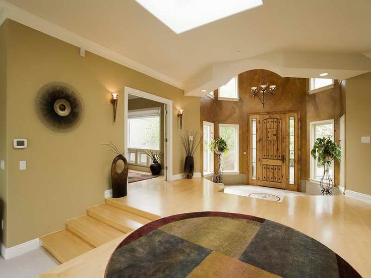 Lovely Interior Design, Luxury Home Entrance, Foyer