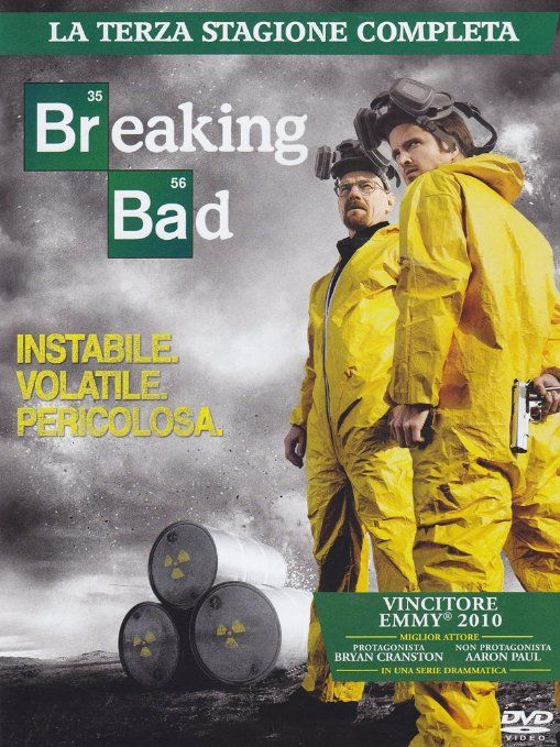 Breaking Bad - La terza stagione