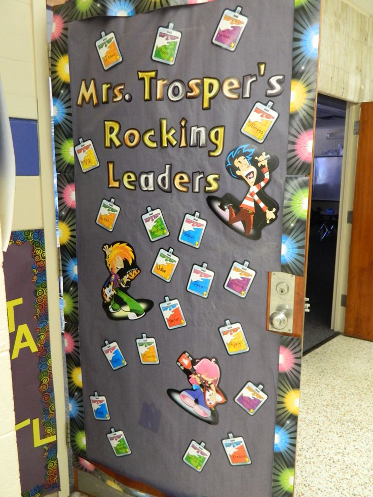 Classroom Decoration Elementary ~ Best habits door decor and displays images on pinterest