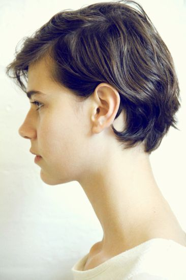 Pretty straightforward - great for showing off haircuts