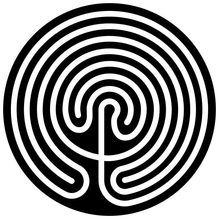 Super Les 25 meilleures idées de la catégorie Tatouage labyrinthe sur  GD85