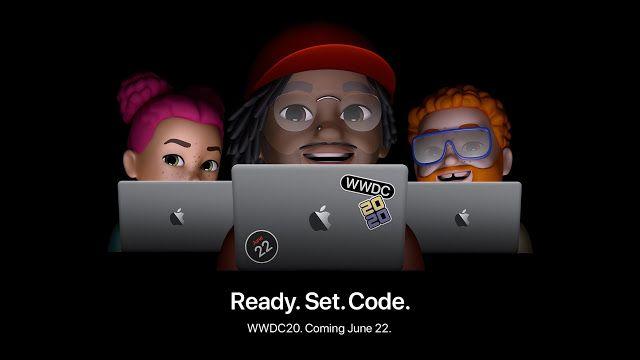 كشفت شركة آبل عن موعد مؤتمرها الكبير القادم مؤتمر المطورين العالمي 2020 Wwdc 2020 والذي سيعقد في 22 يونيو على الإنت Apple Technology Apple Online June 22
