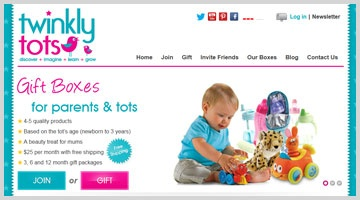Twinkly Tots started as a husband and wife team who, after living in London, America, South Africa and Dubai, decided it was time to return to Australia to set up life and start a family.  http://www.octalsoftware.com/portfolio/portfolio-by-technology/magento-portfolio