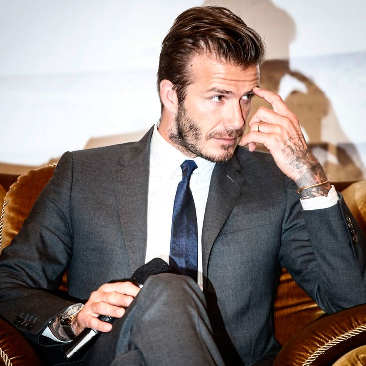 Youth love and get inspired by David Beckham fashion style, whatever he try something new people love to follow. He was a young footballer and had a huge fan following at
