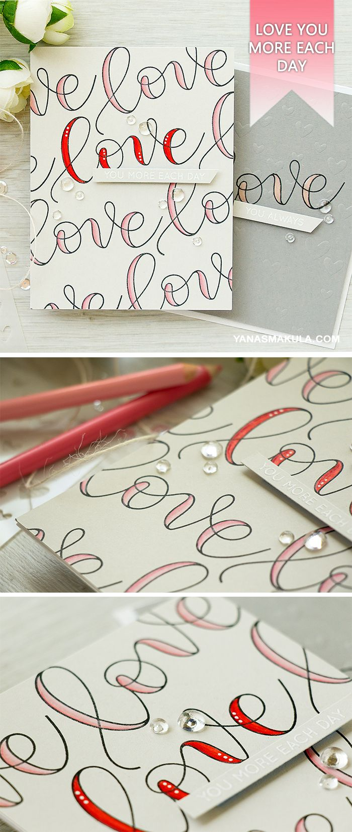 598 best Valentines images on Pinterest | Anna griffin cards ...